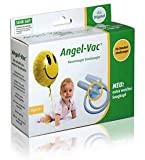 Angel-Vac Nasensauger für Standard Staubsauger Baby Elektrisch Nasensauger Mit extra weichem Saugkopf