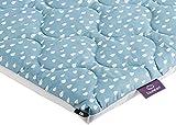 Träumeland Laufgittermatratze basic, Matratzengröße 68 x 98 cm ,Sortiertes Design und Farbe
