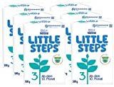 Nestlé LITTLE STEPS 3 Folgemilch im Anschluss an das Stillen, ab dem 10. Monat, 3 kg