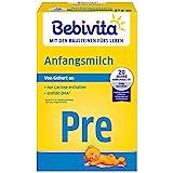 Bebivita Milchnahrung PRE Anfangsmilch, 2er Pack (2 x 500 g)