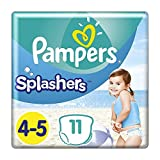 Pampers Schwimmwindeln Splashers Größe 4 5, Tragepack