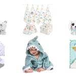Die 7 besten Baby-Badetücher: Test, Vergleich und Ratgeber