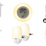 Die 8 besten LED-Nachtlichter: Test, Vergleich und Ratgeber