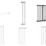 Die 7 besten Türschutzgitter-Verlängerungen: Test, Vergleich und Ratgeber