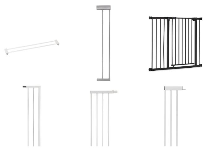 Türschutzgitter-Verlängerung Test