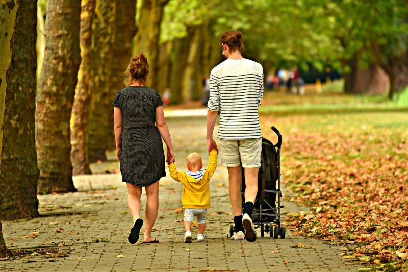 Unterwegs mit dem Kind