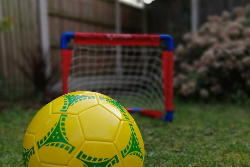 Mobiles Kinder-Fußballtor