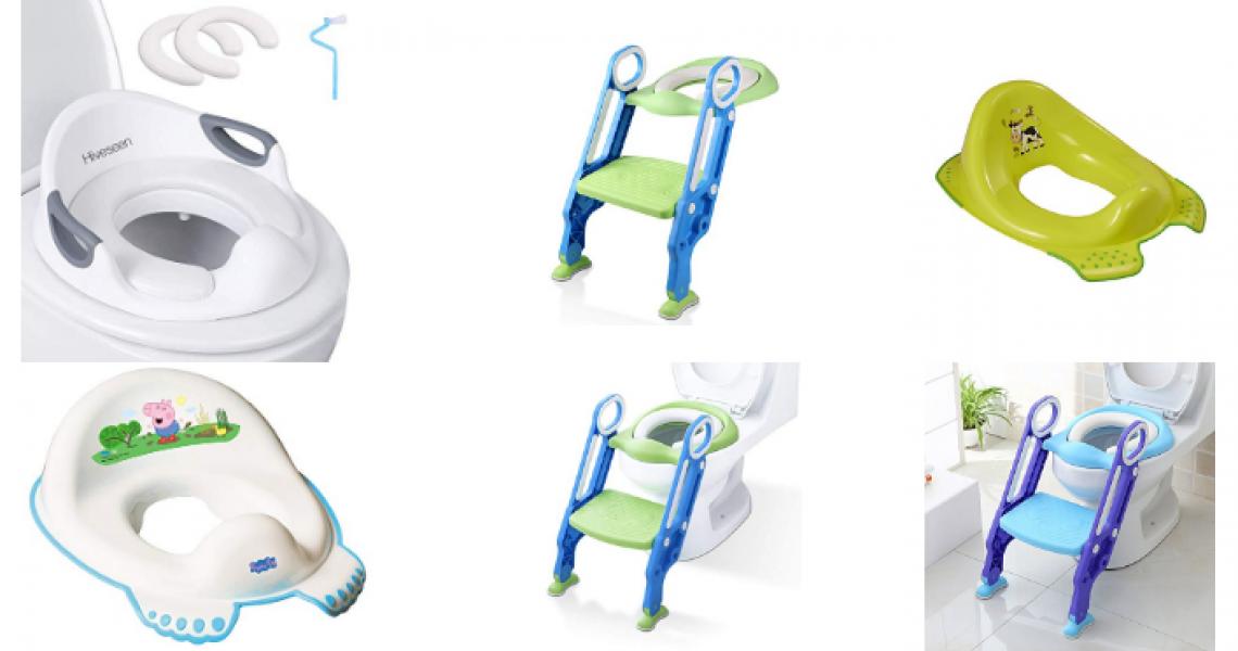Die besten 9 Baby Toilettensitze