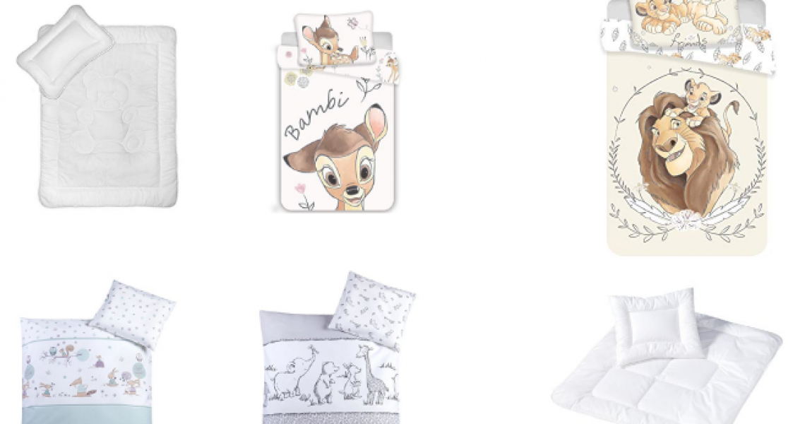 Die besten 10 Babybettwäsche