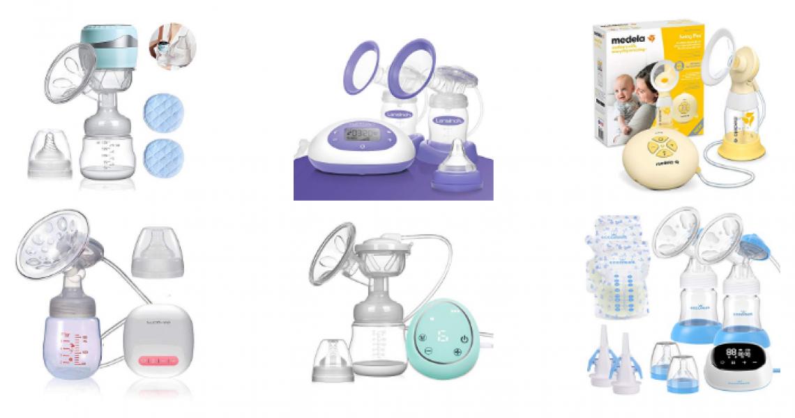 Die besten 10 elektrische Milchpumpen