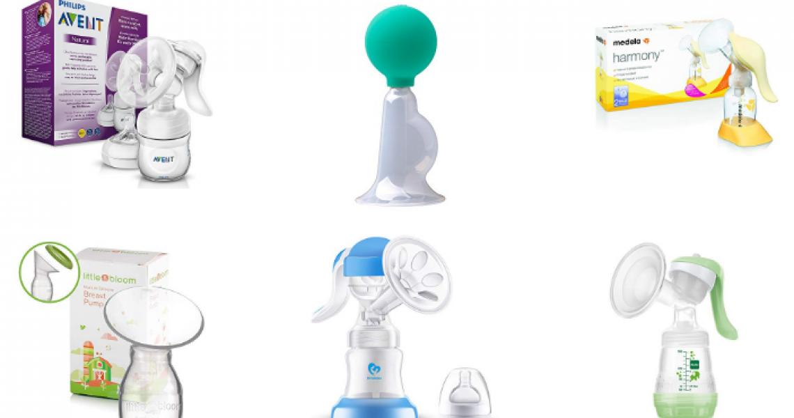 Die besten 10 Handmilchpumpen